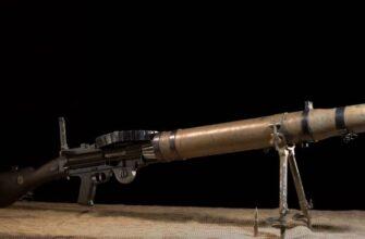 «Дедушка среди пулемётов»: пулемёт Льюиса