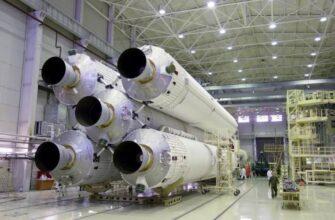 Тяжелая «Ангара-А5» проходит финальные проверки перед отправкой на космодром