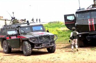Сирия, 9 апреля: боевики перекрыли дорогу российскому патрулю в Идлибе
