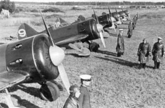 Легенды и мифы Великой Отечественной. Самолеты начального периода