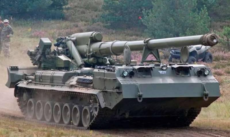 Работы по модернизации САУ 2С7М «Малка» завершены