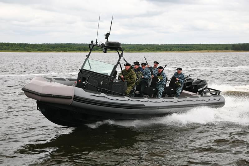 Россия начала поставки скоростных штурмовых лодок в одну из стран Африки