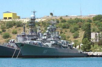 Сторожевой корабль «Ладный» проекта 1135 возвращается в состав флота