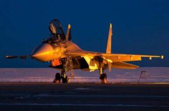 Ответ РФ на оснащение «Лансеров» ракетами AGM-183A не заставил себя долго ждать. «Вымпел» и «Сухой» в игре