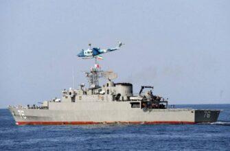 Иранцы ответили на планы США топить их корабли