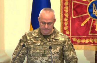Украинским генералам и адмиралам разрешили служить до 70 лет
