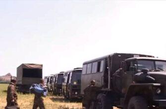 Белые пятна войны на Донбассе - переход украинских военных на территорию России