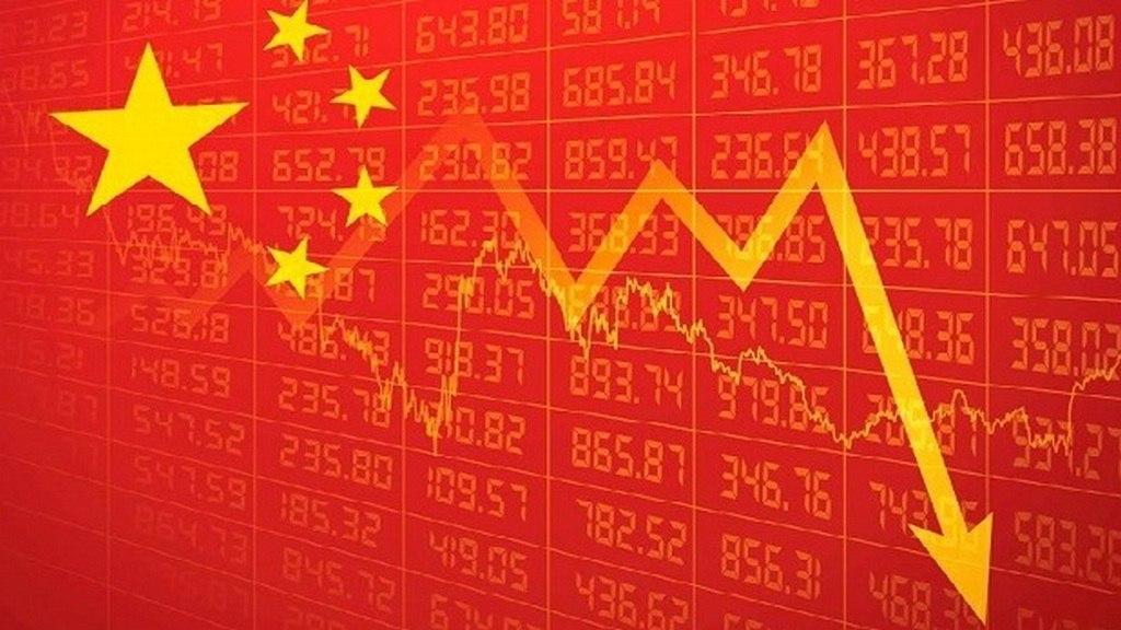 ВВП Китая рухнул почти на 7% из-за коронавируса