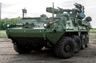 «IM-SHORAD», новый зенитный комплекс для армии США
