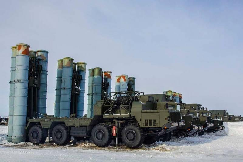 Новый зенитный полк прикрыл Севморпуть и российскую Арктику