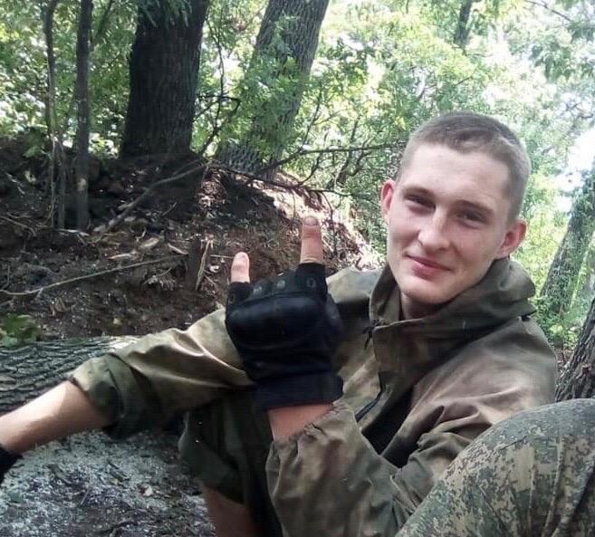 Последний бой Андрея Лазарева