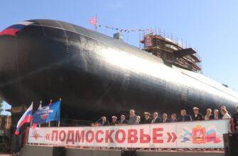 Корабли и подлодки, стоящие на вооружении Главного управления глубоководных исследований