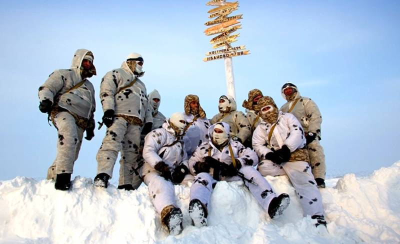 Мировые СМИ: Русские в Арктике настроены очень серьезно