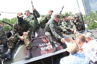 Шесть лет батальону «Восток»
