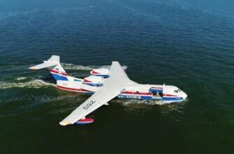 Как Украина помешала российскому Бе-200 завоевать мировой рынок
