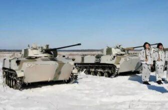 В России разработан новый маскирующий материал для зимних условий