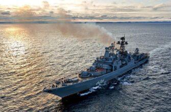 На БПК «Вице-адмирал Кулаков» завершился плановый ремонт