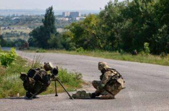 Наступление Киева на Донбассе развяжет руки России