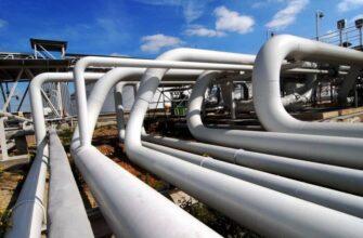 Транзит российского газа через Польшу практически прекратился