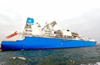 Прибыль «Газпрома» рухнула наполовину