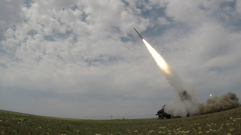 Украина хочет догнать Россию в области создания РСЗО