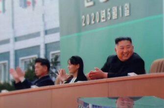 Ответ западным и южнокорейским СМИ: Ким Чен Ын появился на публике