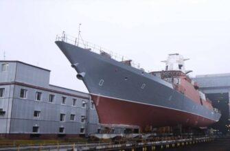 Корветы проекта 20380 для Черноморского флота: первый через несколько месяцев