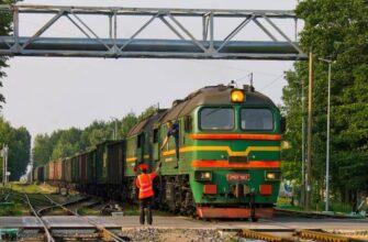 «Латвийская железная дорога» стала убыточной в отсутствие российских грузов