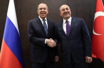 Турция и Россия выступили за прекращение боевых действий в Ливии