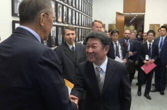 МИД Японии уклонился от ответа на вопрос об участии в Параде Победы в Москве