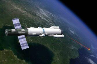 Лазерное оружие в космосе. Особенности эксплуатации и технические проблемы