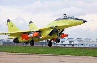 МиГ-29 хотят превратить в демонстратор сверхзвукового бизнес-джета