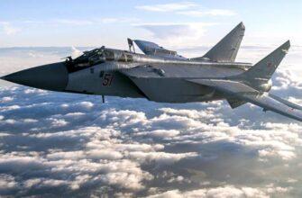 О превосходстве МиГ-31 над F-22, или Нелепости по-американски