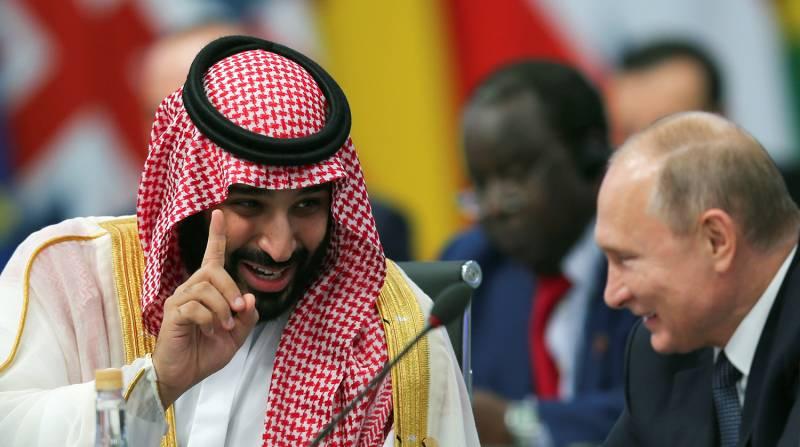 Не по плану: саудовские стратеги терпят поражение в нефтяной войне
