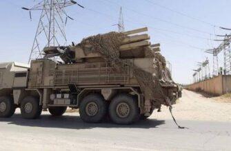 СМИ сообщают об уничтожении ЗРПК «Панцирь-С» в Ливии