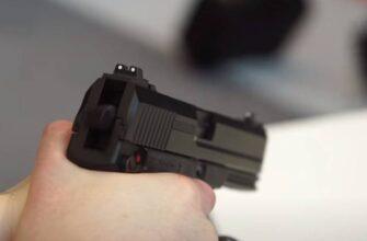 Пистолеты для спецназа: обзор HK Mk23 SOCOM