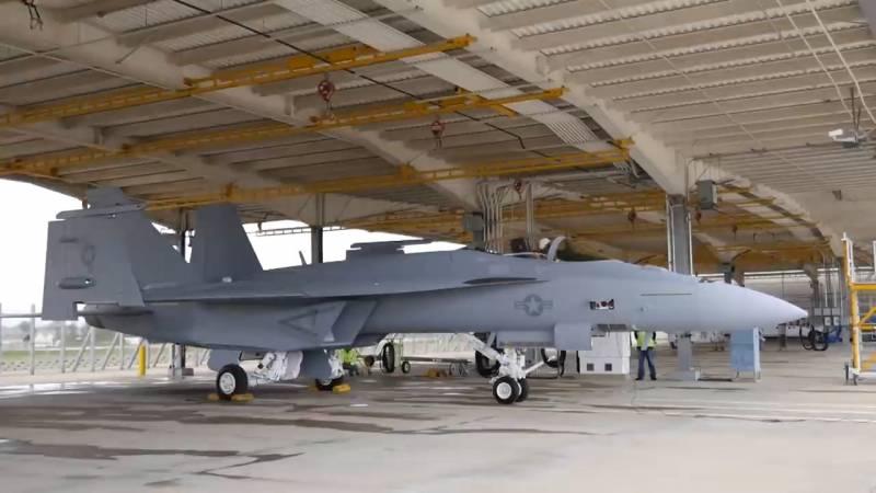 Проект особой важности: ВМС США готовятся принимать самолёты F/A-18E/F Block III