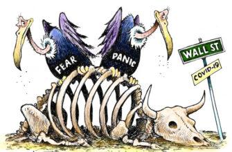 Коронакризис - это не конец света, это конец целого мира