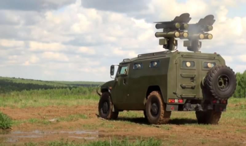 ПТРК «Корнет» - эффективный уничтожитель танков