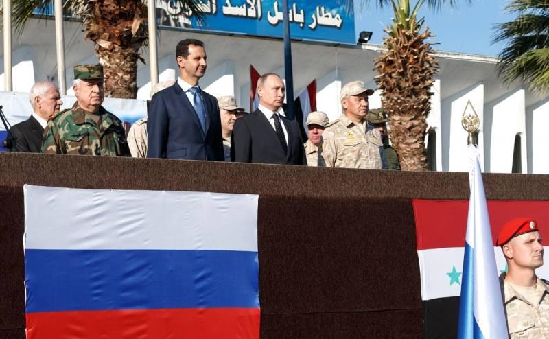 Эксперт: У России на Ближнем Востоке появится ещё один враг
