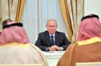 Японцы: Саудовская Аравия угодила в яму, которую вырыла для России