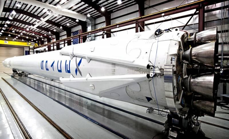 Найдено преимущество российских ракет-носителей перед аналогами SpaceX