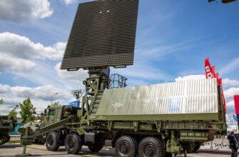 Россия выводит на зарубежный рынок новую РЛС для обнаружения гиперзвуковых целей