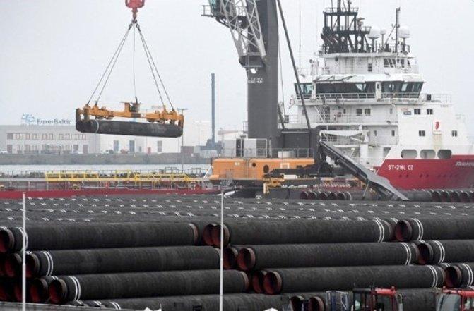 """Германия на 20 лет вывела """"Газпром"""" из под действия Газовой директивы ЕС"""