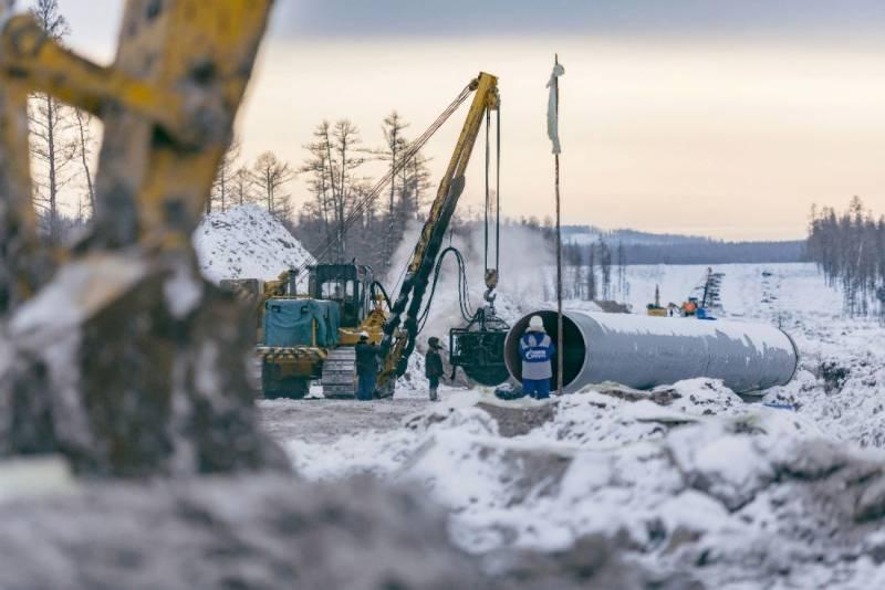Газопровод «Сила Сибири-2» позволит объединить газотранспортную инфраструктуру России