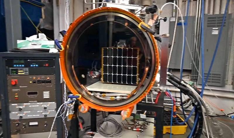 США вывели на орбиту модуль для передачи электричества из космоса на Землю