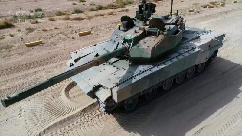 Для НОАК и на экспорт: средний танк «Тип 15»