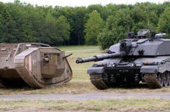 Каким будет следующее за Т-14 «Армата» поколение танков на фоне других