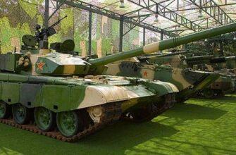 Армия Китая не сможет организовать танковое наступление на своих противников: о причинах