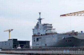 Контракт на строительство двух УДК для ВМФ РФ подписан